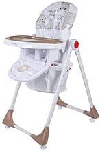 Стільчик для годування SUN BABY Comfort Lux (B03.004.18) Бежевий (3072018060)