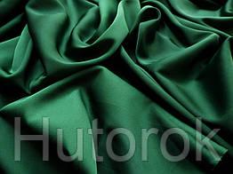 Шелк армани (зеленый изумруд)