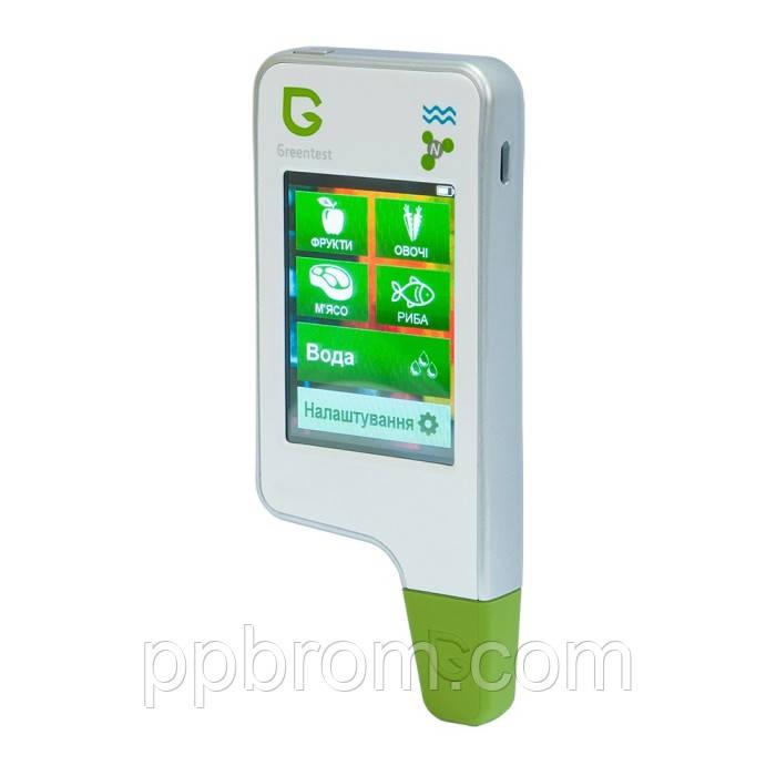 """Нитрат-тестер с анализатором воды (2 в 1) ANMEZ """"Greentest-3"""" (более 60-ти продуктов)"""