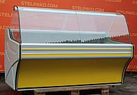 Холодильная витрина гастрономическая «Cold W-18 SG-W» 1.8 м. (Польша), мраморная столешница, Б/у, фото 1