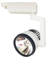 Світлодіодний світильник трековий Ledstar 25W, 6500K, AC170-265V, чорний LS-102980