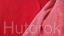 Трехнитка с начесом (красный)