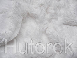 Мех травка (белый)