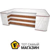 Матрас ортопедический двуспальный ширина 160 см длина 200 см Yeson