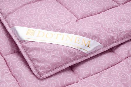 Одеяло DOTINEM VALENCIA ЛЕТО холлофайбер полутороспальное 145х210 (214873-2), фото 2