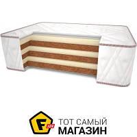 Матрас ортопедический двуспальный ширина 180 см длина 190 см Yeson