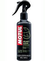 Средство для очистки внешней поверхности и стекла шлема — Motul Helmet & Visor Clean M1