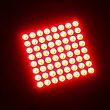 Задний велосипедный фонарь с поворотником и лазерной разметкой AQY-0100, фото 5