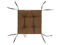 Подушка на стілець DOTINEM COLOR капучіно 40х40 см (213109-7)
