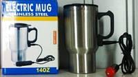 Термокружка с подогревом Electric Mug 140Z