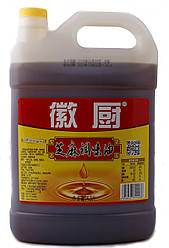 Рафинированное растительное масло 4,3л tm Yifan(кунжут, рис, соевые бобы)