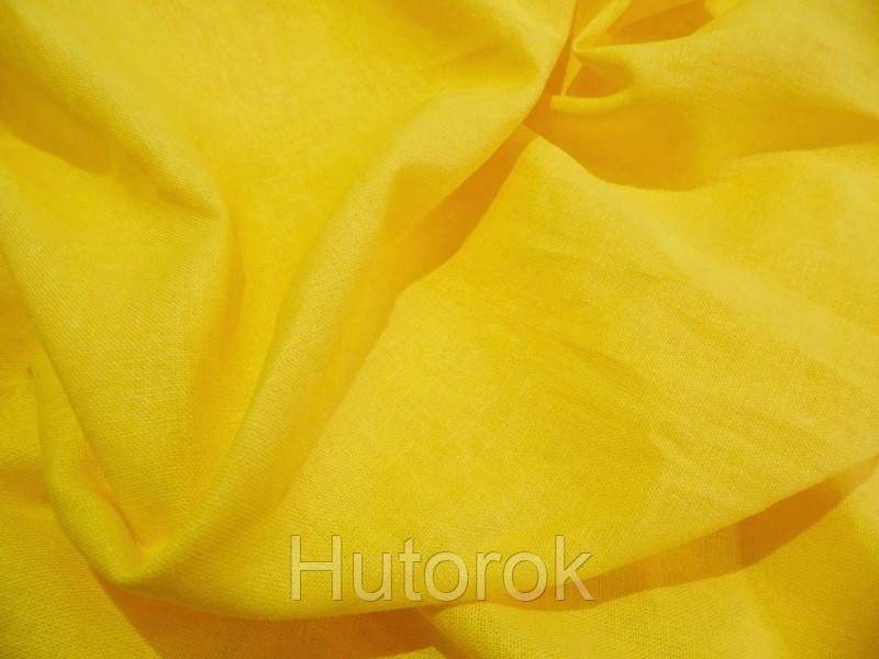 Лен (желтый)