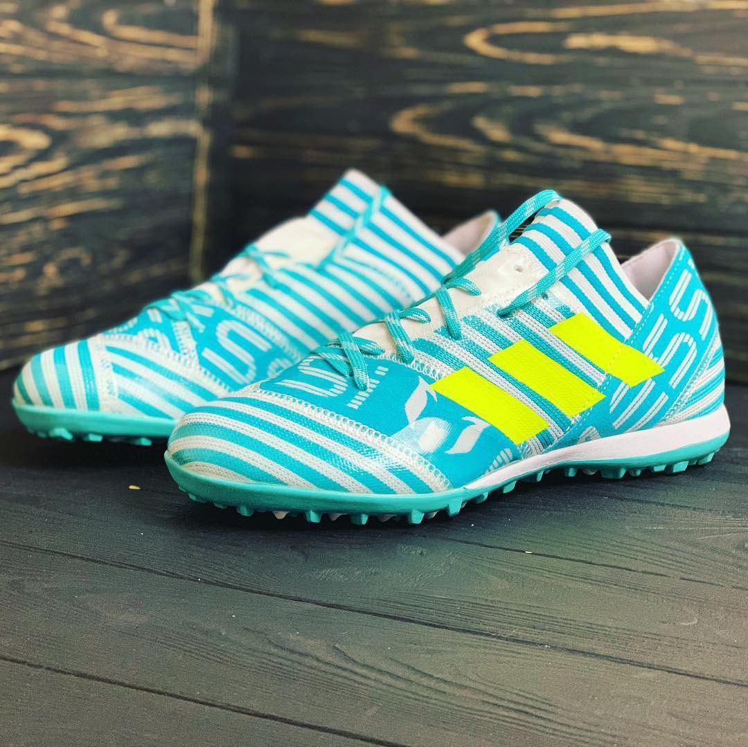 san francisco top quality official shop Сороконожки Adidas nemeziz 1120(реплика): продажа, цена в Харькове.  футбольная обувь от