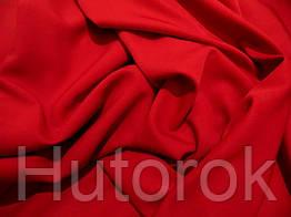 Костюмная ткань мадонна (красный)