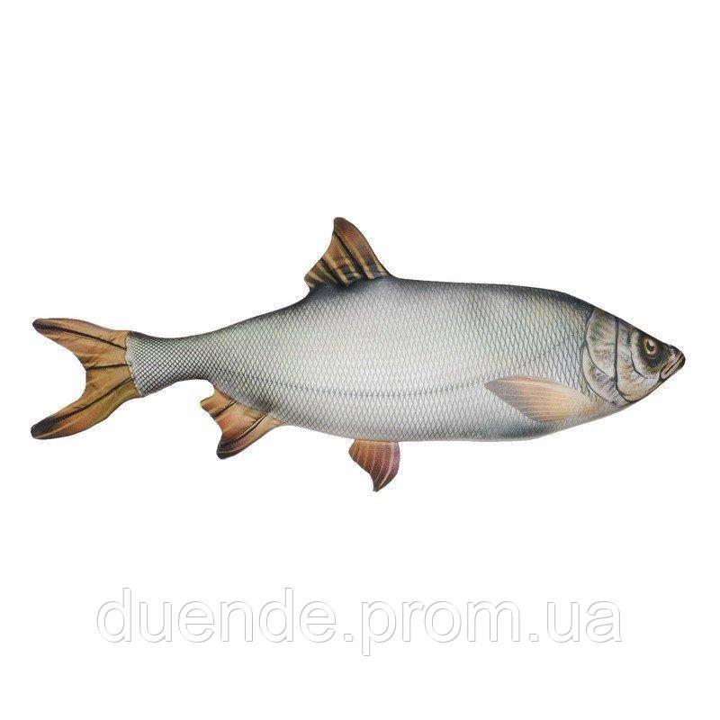 Антистрессовая игрушка Рыба Жерех, полистерольные шарики
