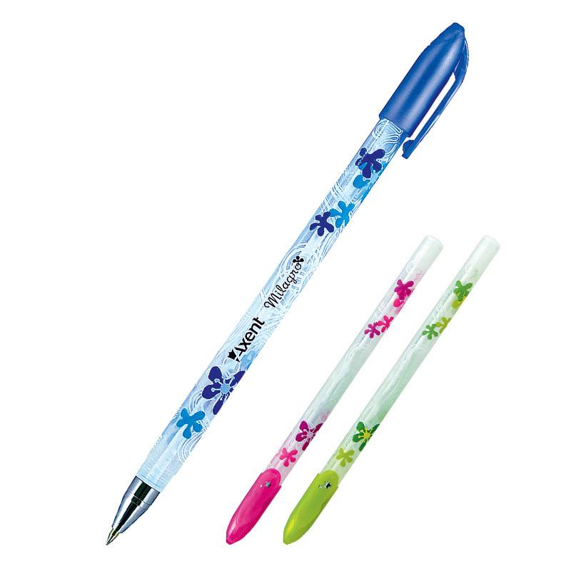 Ручка кулькова Milagro, синя