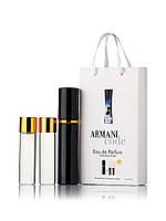"""Подарунковий набір духи з феромонами """"Giorgio Armani Armani Code"""""""