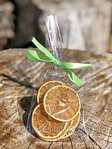 Слайсы сушеного апельсина, вага 20 р.