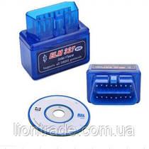 OBD2 ELM327 Bluetooth v2.1 автомобильный сканер ошибок