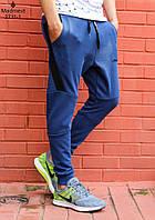 Мужские спортивные штаны Madmext 2711 navy
