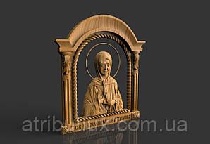 Ікона Святої Матрони