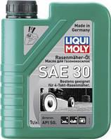 Минеральное моторное масло для газонокосилок Liqui Moly Rasenmaher-Oil 30 1л 3991