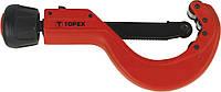 Труборез для полимер труб TOPEX 6-63 мм 34D036