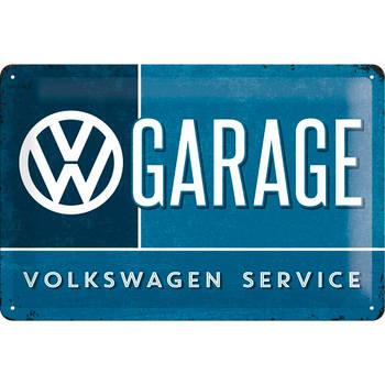 Табличка Nostalgic-Art VW Garage