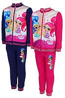 Спортивный костюм  2 в 1 с начесом для девочек оптом, Disney, 92-116 см,  № 991-250