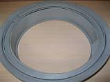 Резина люка СМА LG 4986ER1003A не оригинал для стиральной машины, фото 2