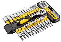 Набор инструмента TOPEX 38D651 28 шт