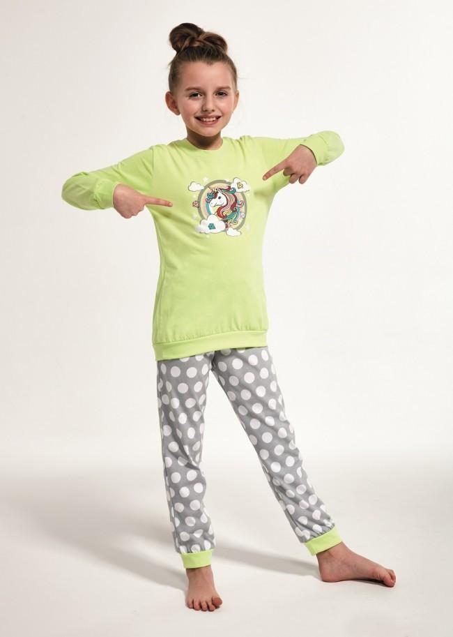 Пижама для девочки 86-128. Польша.Cornette 594/110 UNICORN 2
