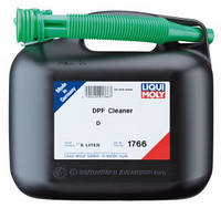 Очиститель сажевого фильтра для грузовых авто Liqui Moly DPF Cleaner 5л 1766