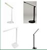 Светодиодная настольная лампа Ledex 8W 3000-6000K, белая,100-240V,сенсор,диммер, ноч, LX-103023