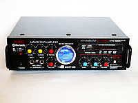 Усилитель звука UKC AV-339A + USB + Fm + Mp3 + КАРАОКЕ + Bluetooth