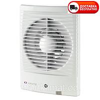 Вентилятор осевой Вентс 100 м3, вентилятор на  подшипнике прямоугольный,вентилятор бытовой.