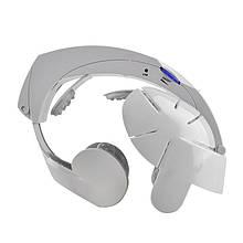 🔝 Массажный шлем для головы, вибромассажер, Easy-Brain Massager LY-617E, (доставка по Украине)   🎁%🚚