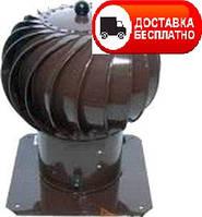 Дефлектор дымоходный TRN 150 brown