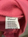 Утепленная кофта для девочки подростка 134,140,164 см, фото 5