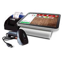 Комплект POS-оборудования для автоматизации торговли (минимаркетов, бутиков, магазинов)