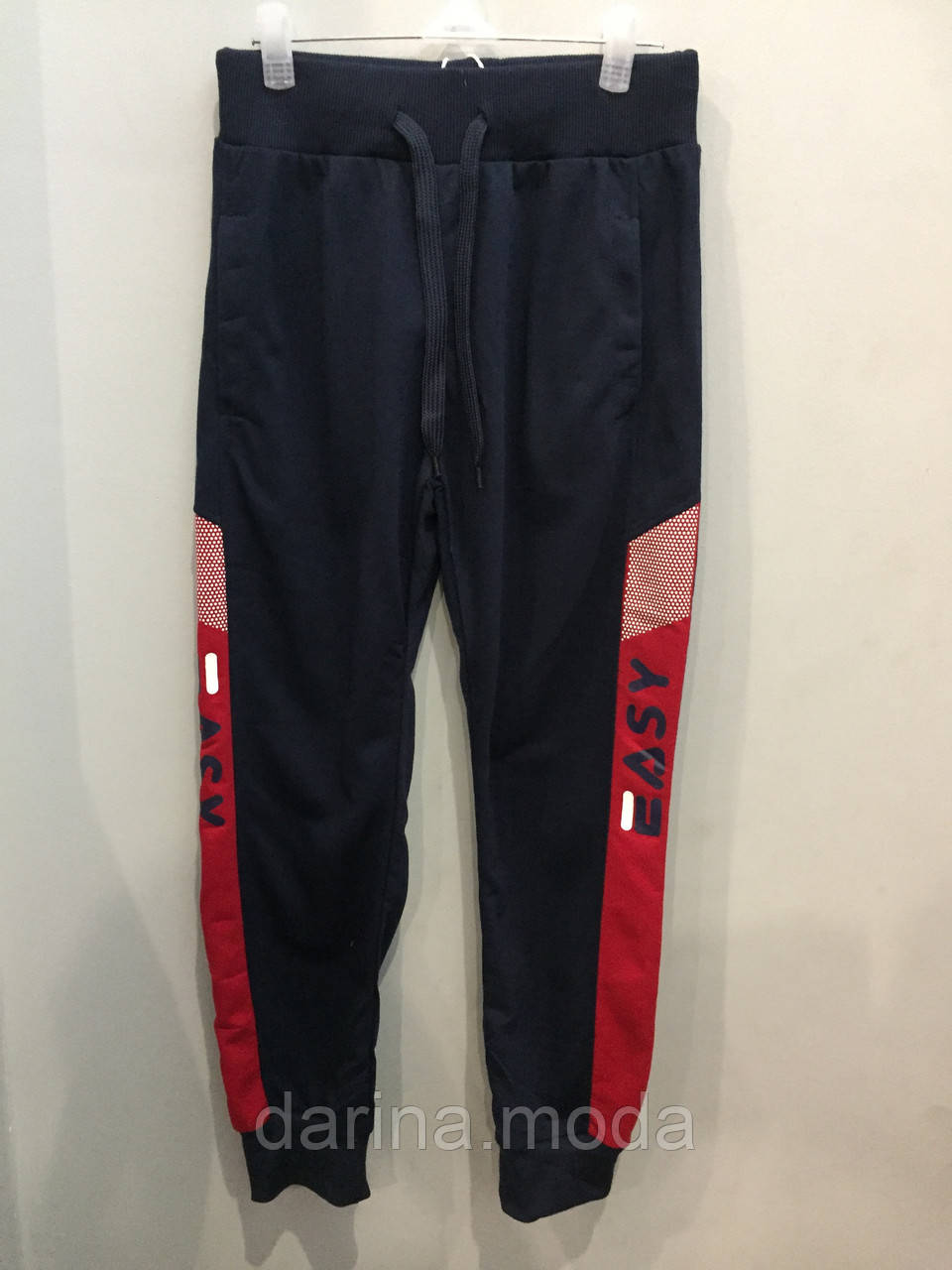 Спортивные штаны для мальчика подростка 134 см