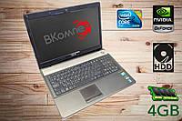 "Б/У ноутбук ASUS N61VG / 16""/ Core 2 Duo/ 2,2 ГГц/ 4 Гб/ HDD 500/ GT220  1 Гб"