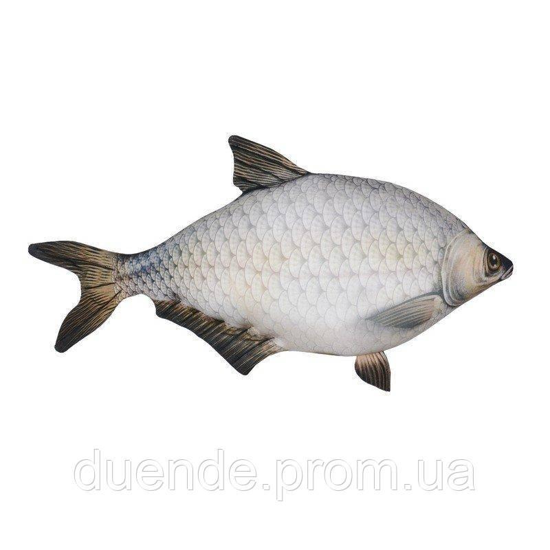Антистрессовая игрушка Рыба Лещ, полистерольные шарики