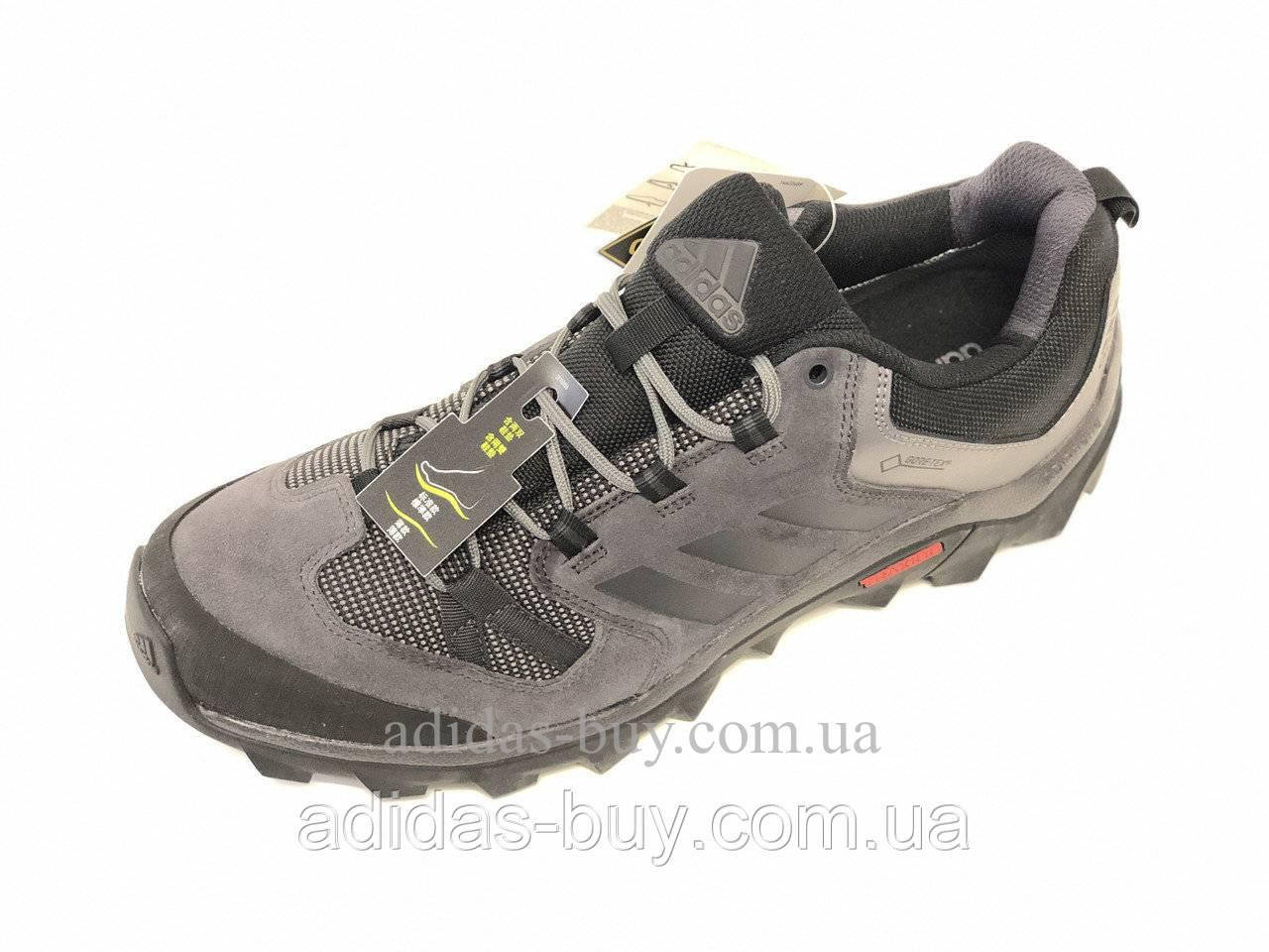 Мужские оригинал кроссовки adidas Caprock Gore-Tex повседневные BB3997 цвет: серый