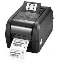 Термотрансферный принтер этикеток TSC TX600 LCD