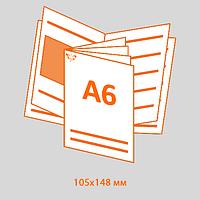 Печать Евро брошюр, не стандартный формат, 200*200 мм на скобу цветная, ч/б печать; плотная, мягкая обложка