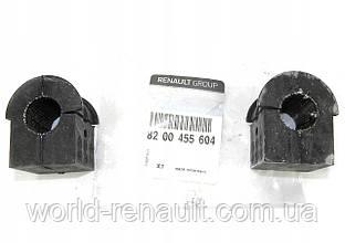 Renault (Original) 8200455604 - Втулка переднего стабилизатора на Рено Лагуна II c 2001г.