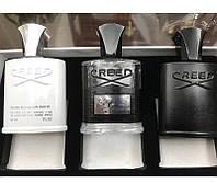 Подарочный Набор мужских парфюмов Creed ( 3шт по 30 мл )
