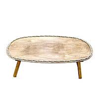 🔝 Столик для завтрака в постель, Цвет капуччино, столик в кровать   🎁%🚚