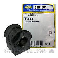 Втулки переднего стабилизатора на Рено Лагуна II c 2001г. / SASIC 2304003